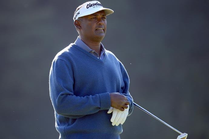 """""""No comment to you. No comment to anybody.""""                     --Vijay Singh declining to speak with the media at the Tampa Bay Championship."""