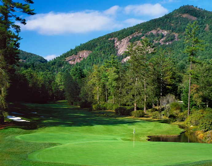 67. Wade Hampton                   Cashiers, N.C.More Top 100 Courses in the U.S.: 100-76 75-5150-2625-1