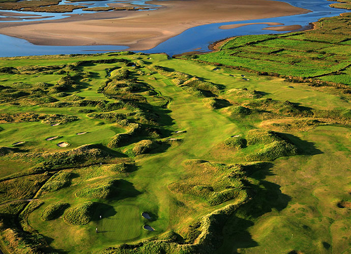 "24. Waterville, Waterville, Ireland: Sam Snead called 76th ranked Waterville a ""magnificent monster."" Raymond Floyd had a softer assessment, stating that Waterville is ""one of the most beautiful places I've ever seen."" They're both right."