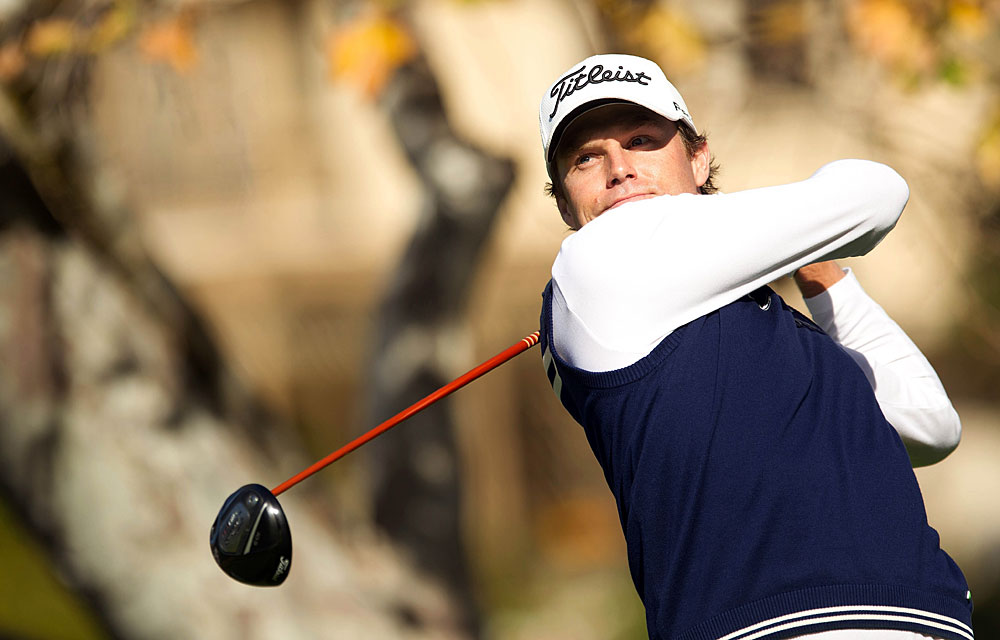 Nick Watney dropped out of contention with a six-over 78.