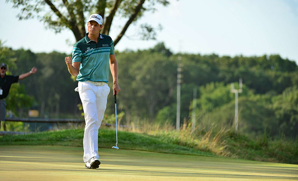Nick Watney won the Barclays on Sunday to take control of the FedEx Cup playoffs.