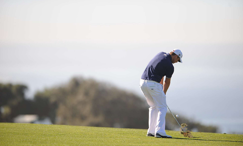 Nick Watney had five birdies and two bogeys on his way to a round of 69.