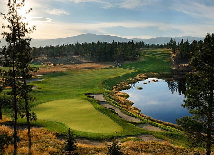 83. Wilderness Club Eureka, Mont.; Nick Faldo / Brian Curley (2009) -- $79-$129, thewildernessclub.com