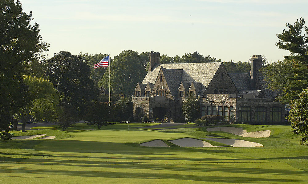 The last U.S. Open at Winged Foot in New York was in 2006, when Geoff Ogilvy took home the title after Phil Mickelson made double bogey on the 72nd hole to lose. Winged Foot's first of five Opens was in 1929, and will again play host in 2020.