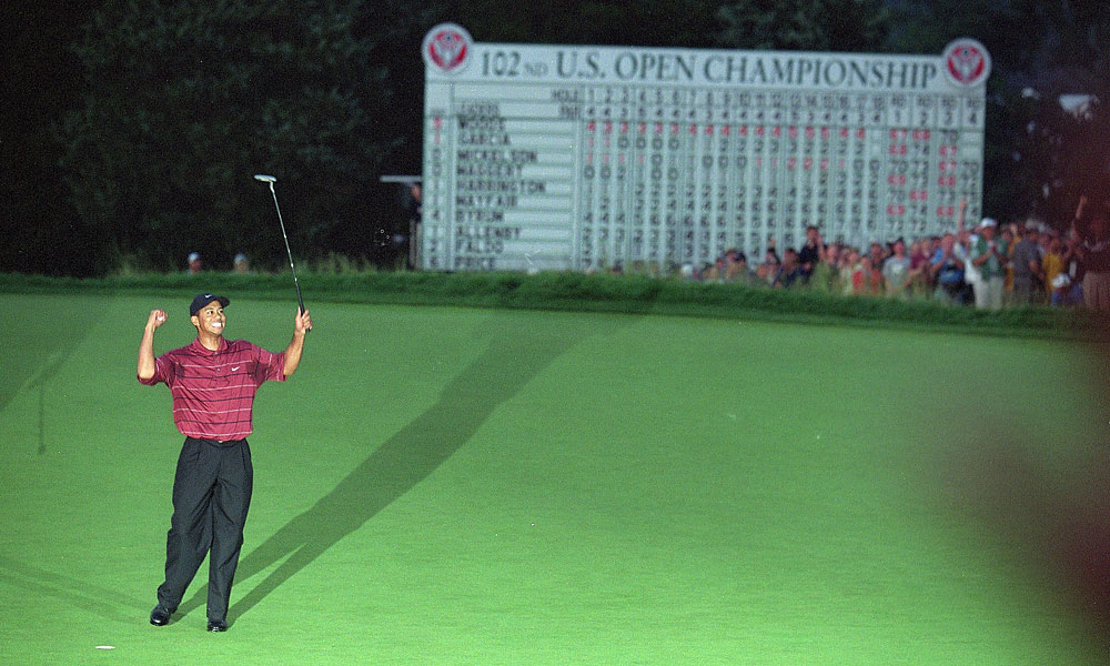 He was the only player in the field to finish under par with a 72-hole total of 277.