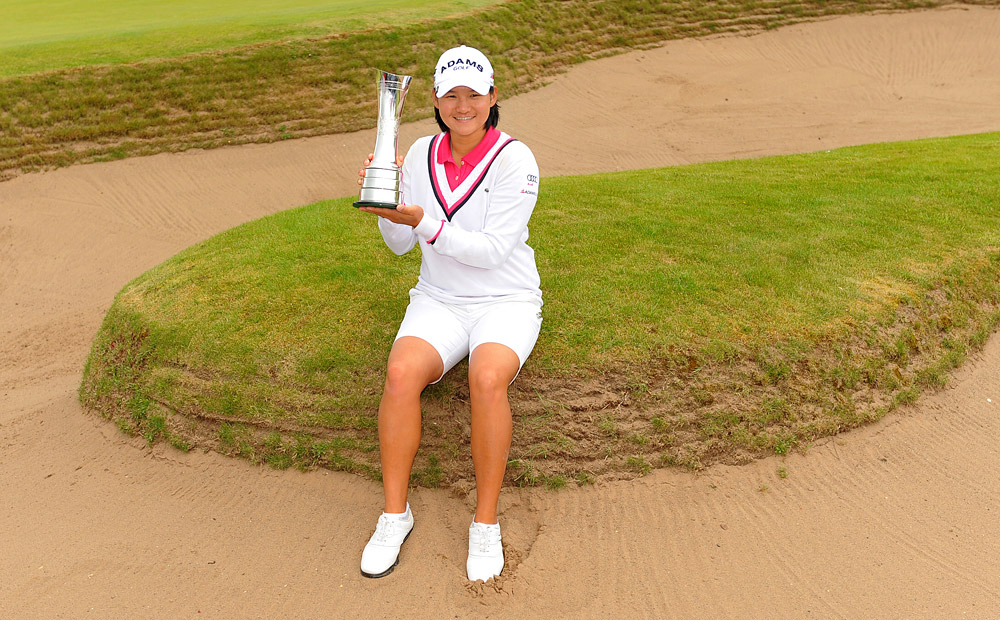 QUEEN YANI: No tour does dominance better than the LPGA. Yani Tseng of Taiwan followed in the footsteps of recently retired world-beaters Annika Sorenstam and Lorena Ochoa by winning seven times, including a pair of majors.