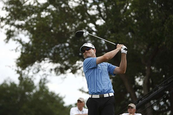 Sal's Stats                     Statistics from this weekend's Quail Hollow Championship                                          By Sal Johnson                                                               Zach Johnson shot 60 in the third round, the 21st time that score has been posted  on the PGA Tour. The last time a player shot 60 was, coincidentally, Zach Johnson at the 2007 Tour Championship. The first round of 60 was also shot at the Texas Open, by Al Brosch in 1951 at Brackenridge Park.