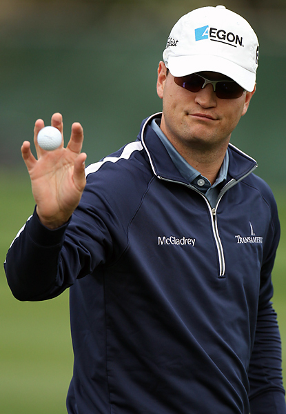 , 2007 Masters Champion, has five top-10 finishes this year, including a win at the Crowne Plaza Invitational at Colonial.