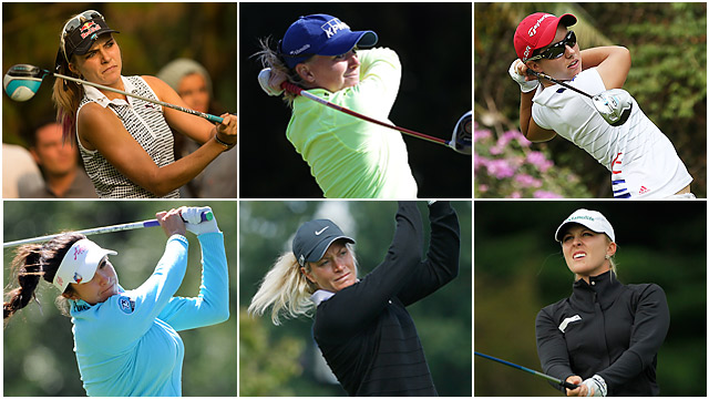 The Longest Drivers on the LPGA Tour