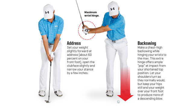 This one's a difference maker, a scoring weapon to use from the fairway. (Angus Murray)