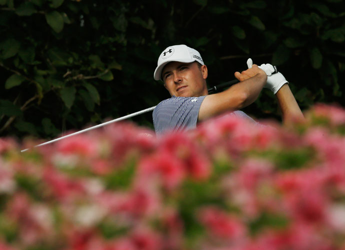 """It was the most fun I ever had playing nine holes of golf,"" said Spieth of his drama-free back nine."