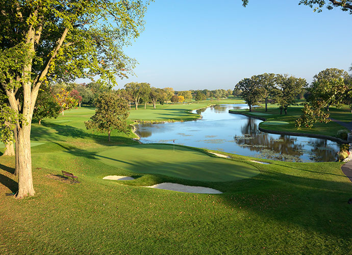 No. 18 at Medinah Country Club (Course One)