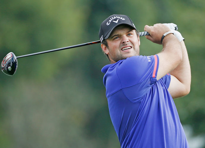 Patrick Reed birdied the 72nd hole to join Bradley in T3 at 15 under.