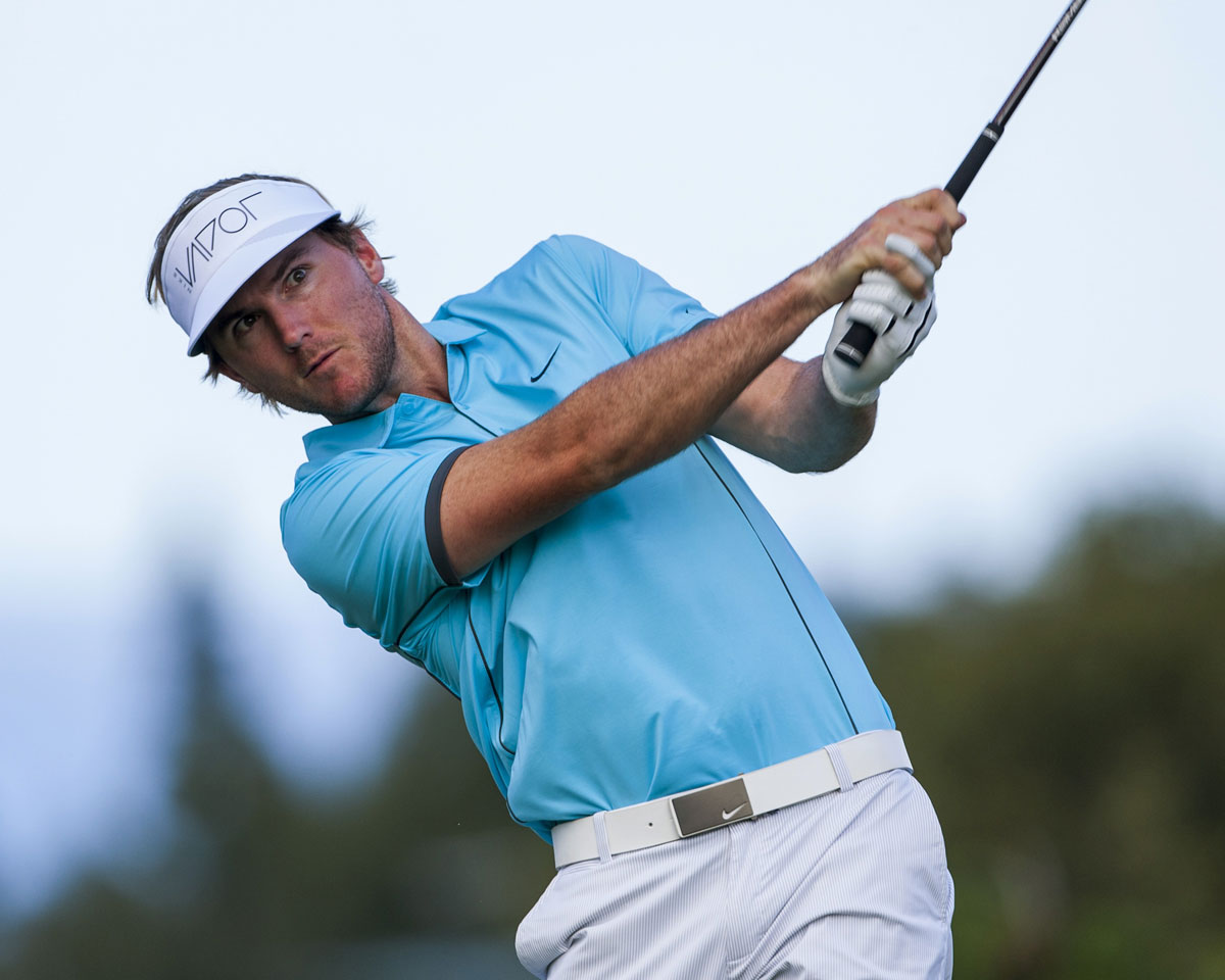 Russell Henley played bogey-free golf in his opening round and made eight birdies.