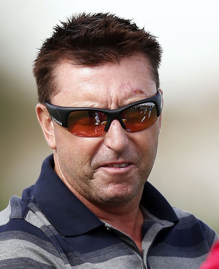 Robert Allenby is in the field this week. It will be his first tournament since he reported being abducted in Hawaii. Subsequent statements from witnesses have cast doubt on his original story.