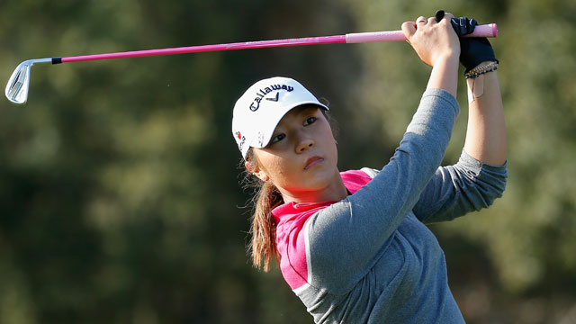 Lydia Ko finished a shot behind Na Yeon Choi at the Coates Golf Championship but still gained the No. 1 ranking.