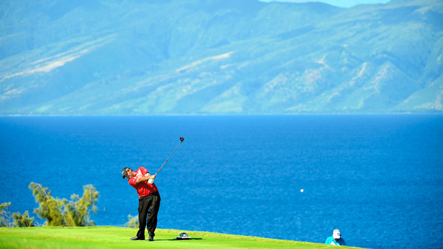Reed joined some elite company by winning his fourth tour event, the Hyundai Tournament of Champions in Hawaii.