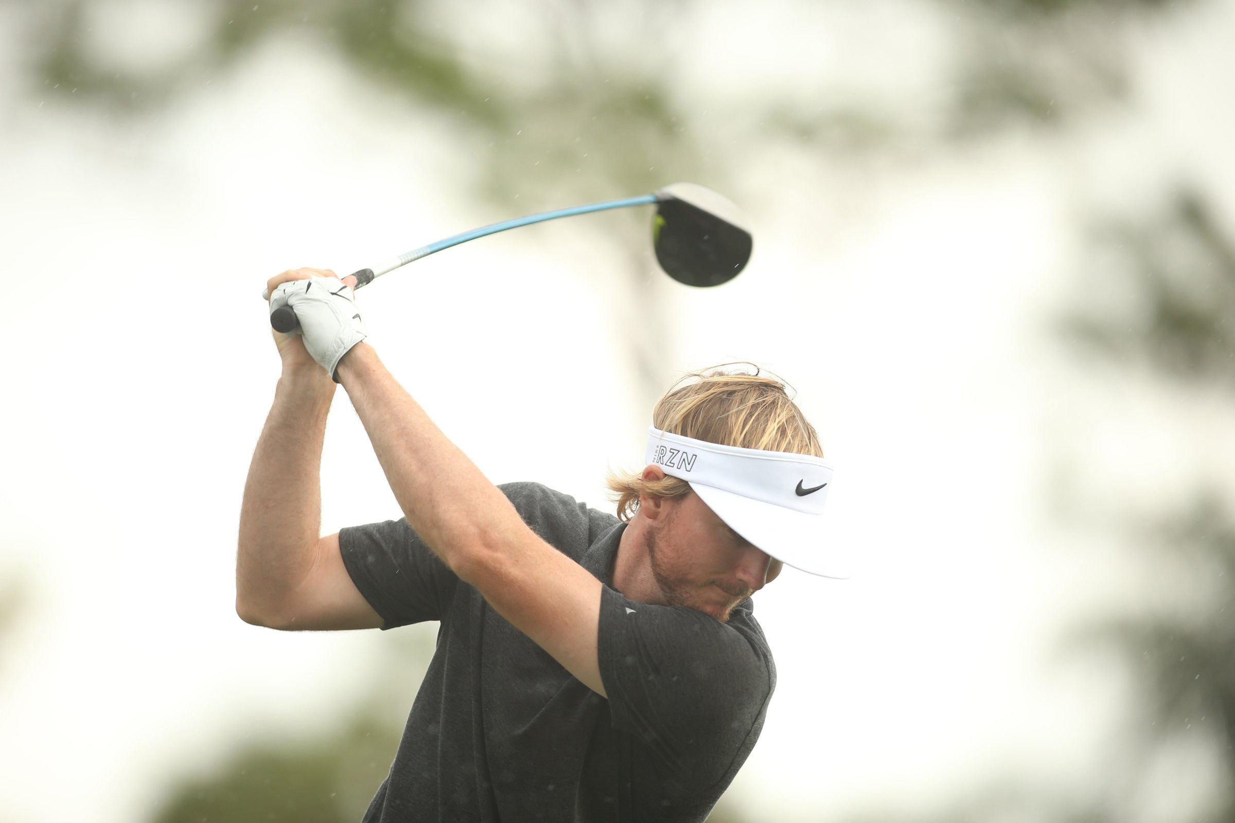 Defending Honda Classic champ Russell Henley was T38 after the second round.