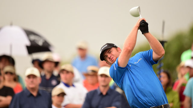 J.B. Holmes' strong play at Doral boosted Zach Turcotte's chances for a payout.