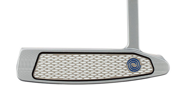 A detailed look at Odyssey's Fusion RX insert that is in every Milled model.