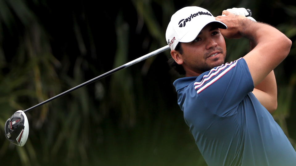 Jason Day is another one of the game's talented young players.