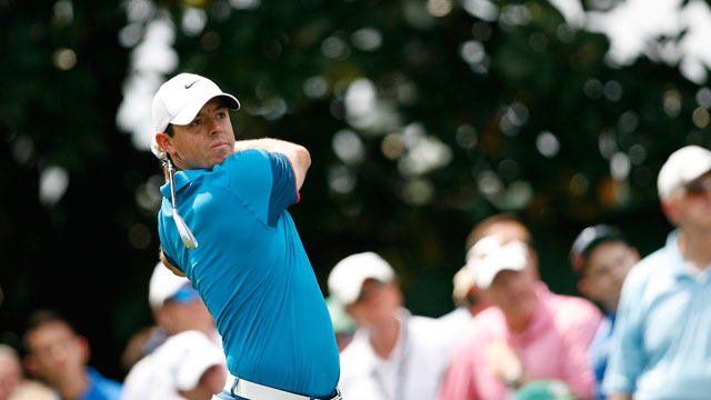 Would Rory McIlroy be better off with Tiger Woods in the field at the Masters?