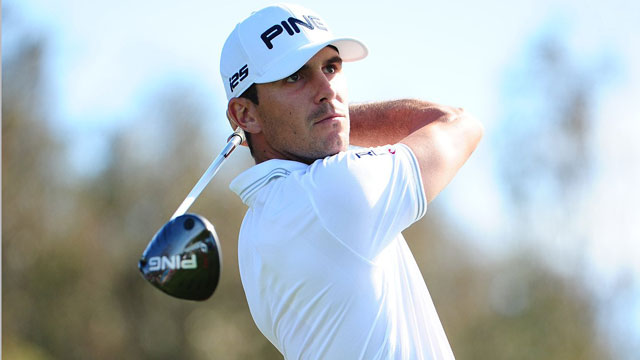 Horschel's long game is major caliber, and he says his short game is fast-improving.