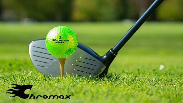 Chromax Golf Balls
