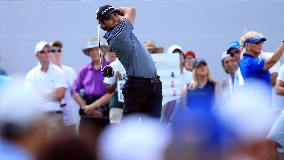 Jason Day was third at the Masters two years ago.