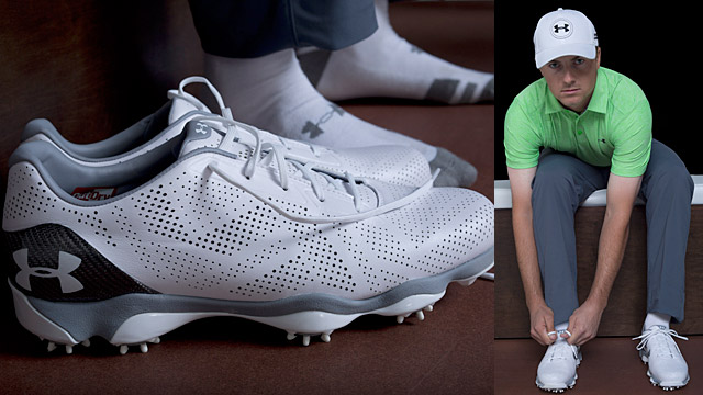 Under Armour PGA Tour golfer Jordan Spieth.