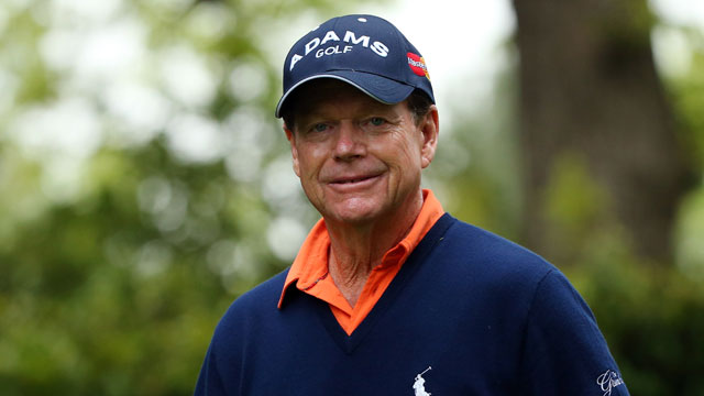 Tom Watson will be playing in his 42nd Masters this week.