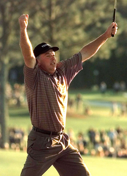 Mark O'Meara at the 1998 Masters