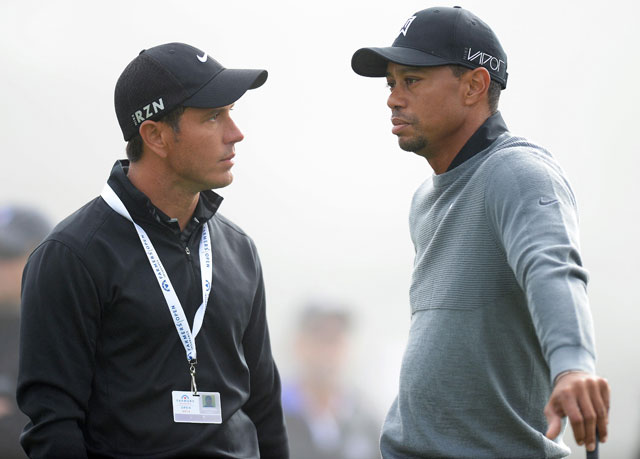 Chris Como sought Lee Trevino's guidance for help teaching Tiger Woods.