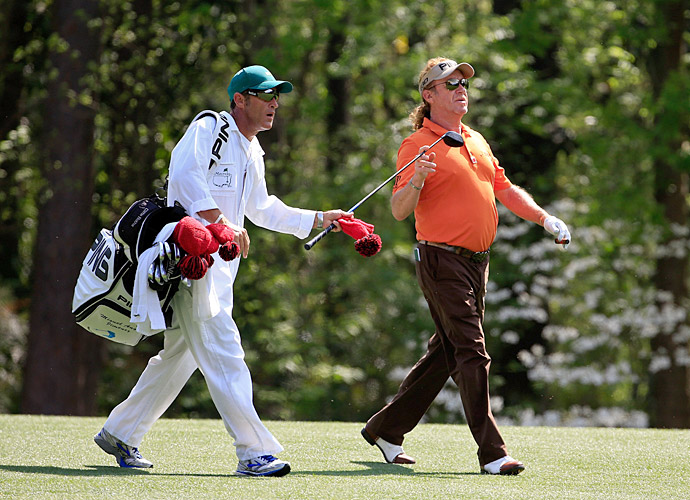 Miguel Angel Jimenez is still searching for his first major victory. He finished 4th last year.