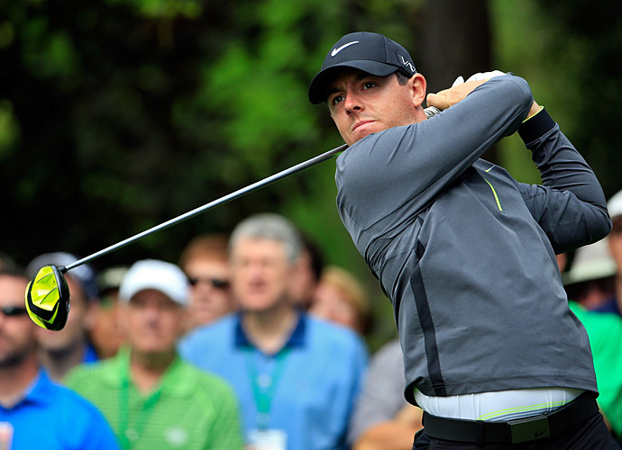 McIlroy nearly won the Masters in 2011.
