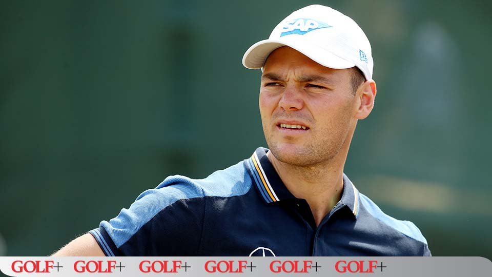 Kaymer lapped the field last year at Pinehurst No. 2, winning by eight shots.