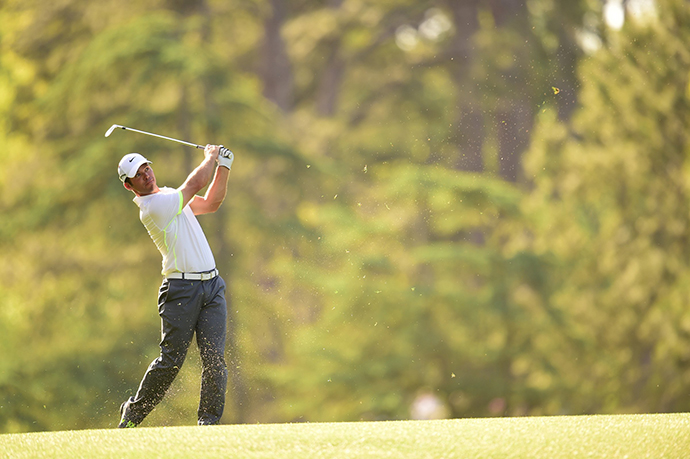 Casey's T6 at the 2015 Masters propelled him into the top 40 in the World Golf Ranking.