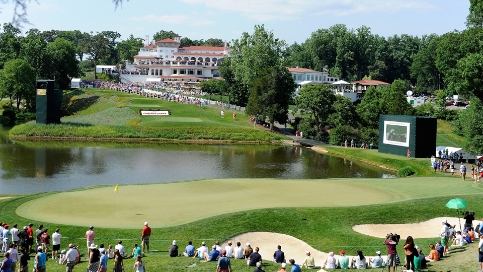 Congressional Country Club has hosted three U.S. Opens.