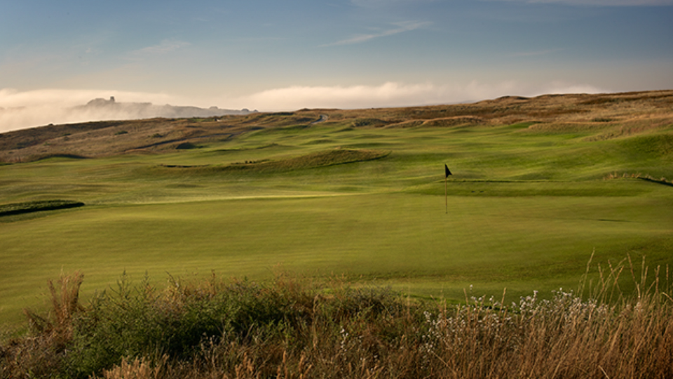 Sutton Bay, designed by Graham Marsh, is the state's top course.