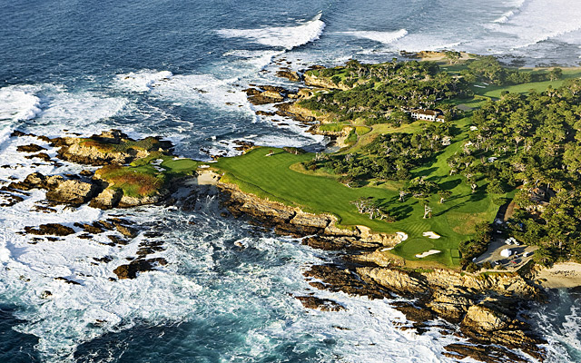 Cypress Point in California.