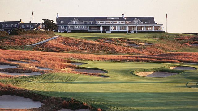 Shinnecock Hills Golf Club in Long Island, New York.