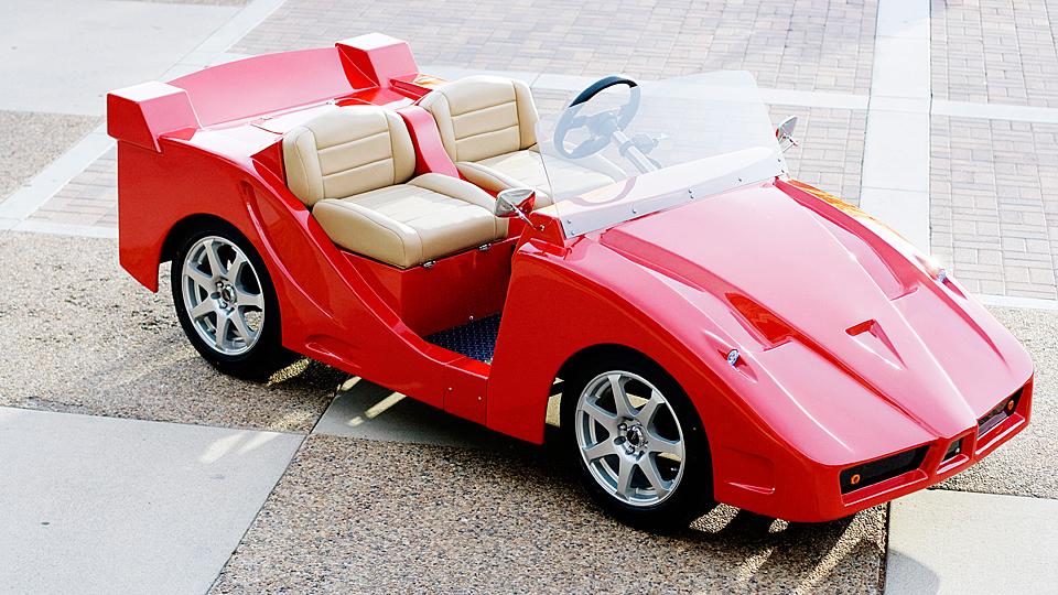 Pennwick F5 Golf Cart