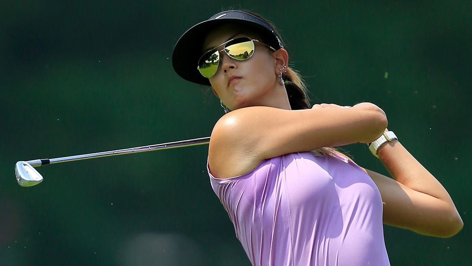Michelle Wie won the U.S. Women's Open last year.