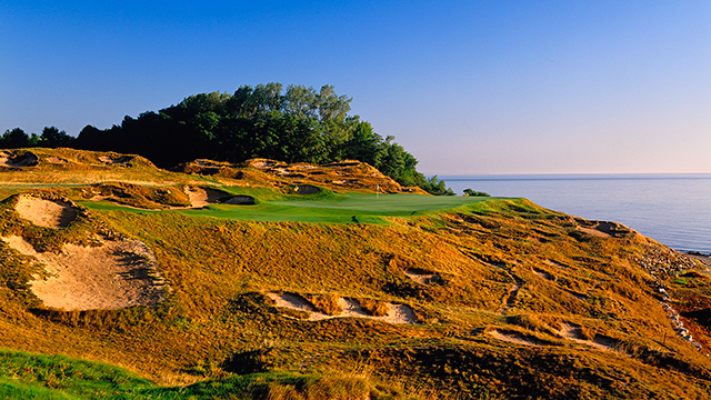 The Straits Course at Whistling Straits has hosted three PGA Championships in the last 12 years.