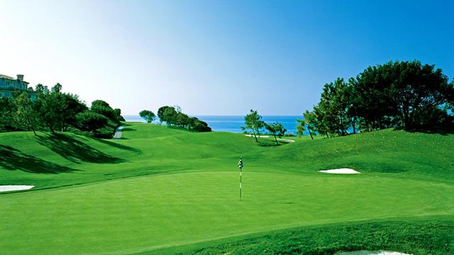 Monarch Beach Golf Links is a stunning Robert Trent Jones Jr. design.
