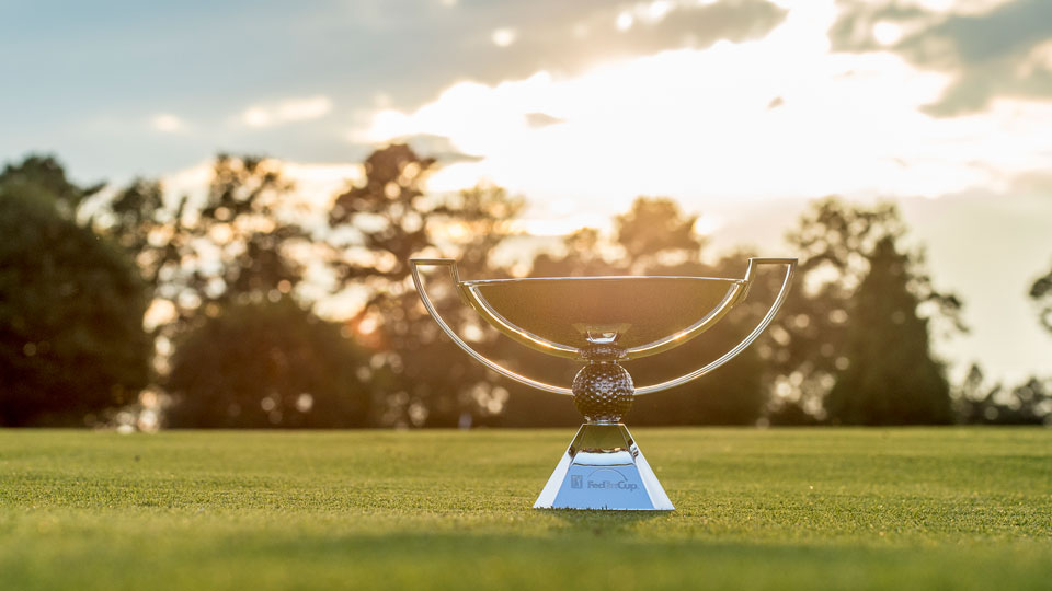 The FedEx Cup playoffs kick off this week with The Barclays.