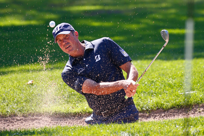 Matt Kuchar started the round ranked no. 20 in the FedEx Cup standings.