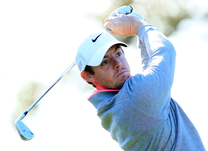 Rory McIlroy shot a 3-under 69 during Sunday's final round.