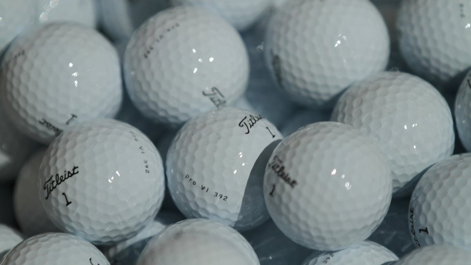 The original ProV1 was a game-changer in every sense.