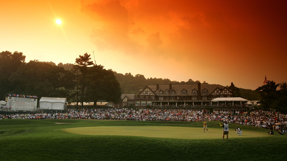 Baltusrol Golf Club was named after Baltus Roll, the man who farmed the land but was murdered by two thieves in 1831. He was found not far from the first tee of the seven-time U.S. Open venue.